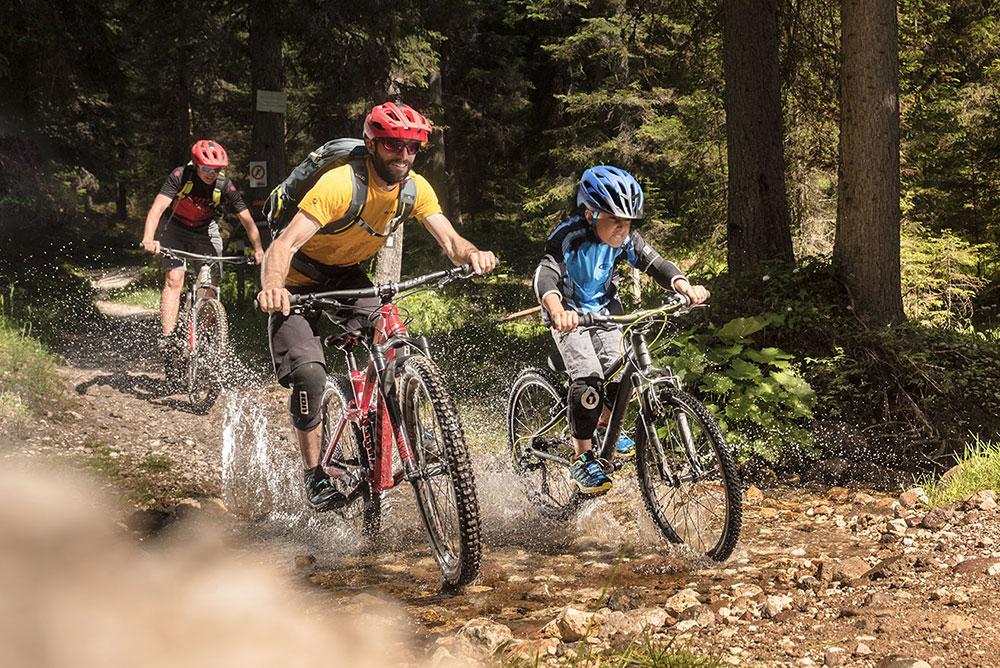Bike Parks Val d'Ega