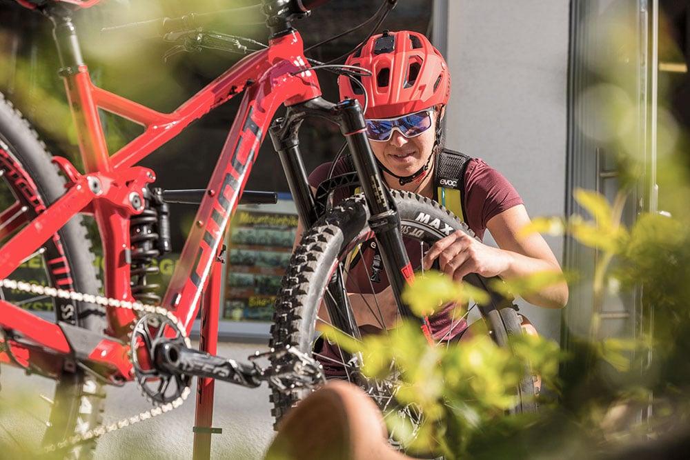 mountain bike rental deutschnofen
